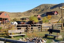Love the Ole West / Ideas for my home and ranch one day <3  / by Julie Martinez