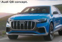 Audi Q8 e Tron Hybrid coming 2018