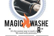 Magic Washing