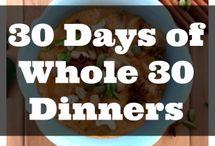 Whole30 Recipes / by Allison Hughes