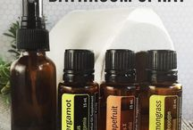 Cleaners & Airsprays / Made with essential oils.