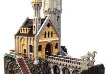 Lego wonderful constructions