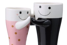 Tea Stacks - J Style / J Style's super sweet stacking tea sets. For a cup of tea that puts a smile on your face.