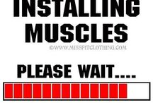 Fitness motivation/randoms  / by Joshua Still