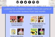 Monthly Recommendations / Collections of our favorite reviews from the previous month