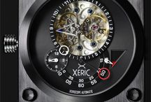 Meet The XERIC Xeriscope² Squared Limited Edition Oribital Automatic Watch / We're proud that our first Xeriscope collection became the most funded mechanical watch in Kickstarter history.  Now we're back with a killer follow-up with the very modern Xeriscope² Squared - produced in a strict limited edition of numbered timepieces and utilizing one of the most unusual movements ever created. Once they sell out, no more will be made.  Be one of the select few to reserve the first 100 limited edition: http://www.watchismo.com/xeric-watches.aspx     / by Watchismo.com