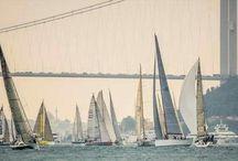 Sailing cup Bosphorus(Международние соревнования по Босфору )
