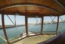 Hatteras 45' / Aura Marina Boat