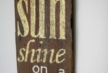 """All Things """"Sunni"""" / My name being Sunni, I decided to make a board dedicated to my name. I love the color yellow, and """"sunshine"""" quotes make my day. I hope this board can brighten your day as well! / by Sunni Mikesell"""