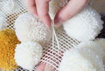 lavori con la lana