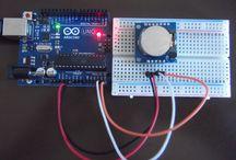 Arduino - Prosjekt X / Mitt første innblikk i Arduino. Derfor vil det være litt forskjellig i denne tavlen.
