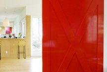 Decorating - Door ideas / by Lezlie Eidson