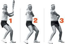 Tennis:  Quick Tips & How To's / Here is a selection of Tennis Tips from the Pro's. / by Tennis by Lisa