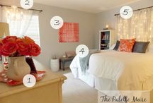 master bedroom / by Amanda Ensele