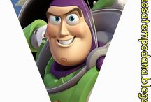 Toy story imprimible