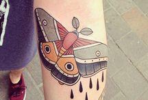 Tatuagem de Borboleta / Você quer fazer uma tatuagem de borboleta e não tem ideia por onde começar?