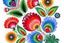 bordados hungaros