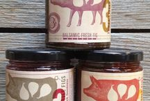 Three Little Figs Goodness / Our Jams and the things we make with them
