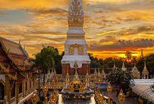Thaïlande - Bangkok / Indonésie - Jakarta - Bali - Java - Chiang Rai - Phuket