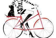Dessins de mode / by Paul Brousse