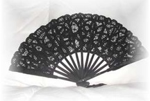 crochet fans & umbrellas
