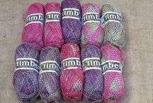 Elle Timber Yarn / The new Elle Timber yarns are awe-inspiring - colours are magic and perfect for any knitting project