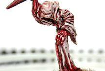 miniature - monster - undead