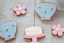 Classy Cookies. Girls / Cutest Party Cookies for your little angel.