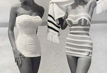 1930's - 1940's-1950's - 1960's Fashion/style