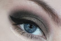smokey eyes!!! / by 00000