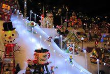 North Pole Village