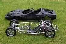 Frame cars