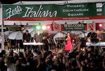 Local Festivals, Fairs and Conventions