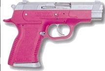 Guns!!! / by Carrie Fredrick