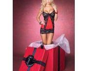Pomysł na prezent erotyczny / Ofiaruj bliskiej osobie ciekawy prezent erotyczny.