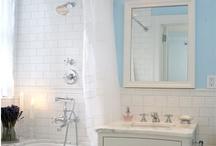 Inspiration: Badrum / Hitta inspiration till ditt klassiska badrum!