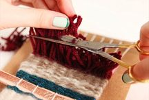 Weaving for kids / by Mary Jane Valentine