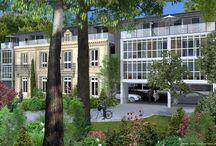 Les 4 Saisons / 33 logements du T2 au T4 avec de vastes terrasses au coeur d'un parc arboré dans un environnement calme. Cette résidence se trouve à proximité des transports, commerces, écoles mais surtout du centre ville de Mérignac.
