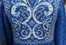Inspiration / knitting
