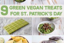 Recetas veganas: San Patricio