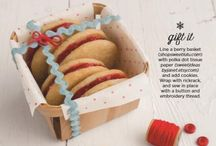 as featured in Country Living Magazine! visit our site at www..sweetideasbyjanet.com / by sweetideasbyjanet