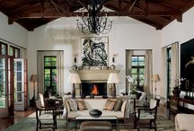 Spanish Mission / #Spanish #colonial #revival