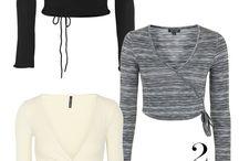 Dance clothes practice