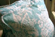 Pillows Throws & Bedding / by Shantal