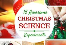 Christmas Homeschool Projects/crafts
