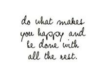 Quotes, etc..