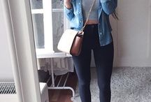 Chaquetas de jean