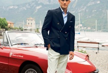 The Tyrwhitt Garage / We love beautiful cars, which is why you will see so many popping up in Tyrwhitt shoots. Here are some of the best...