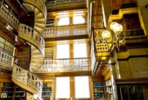 I love libraries / by Heather Carr