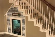 階段下 ハウス